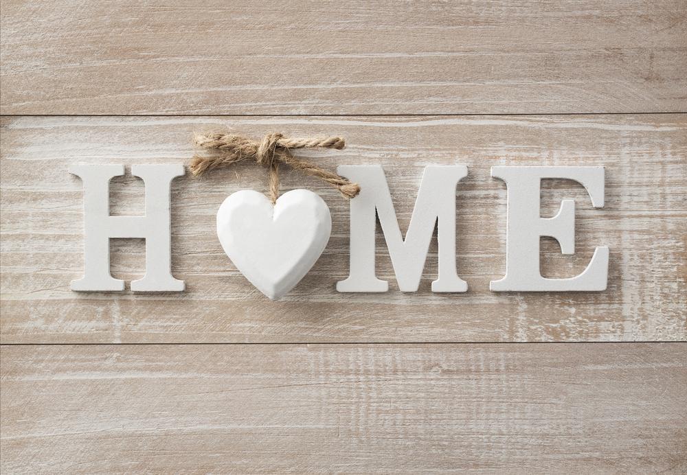 hjemma